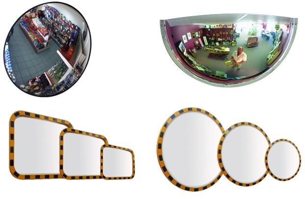 Specchi di sicurezza - Specchio parabolico stradale normativa ...